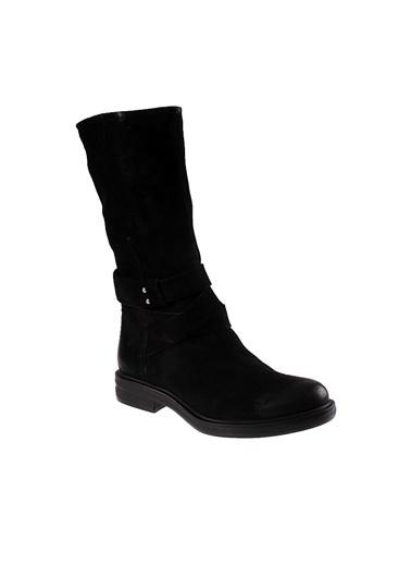 Mjus Çizme Siyah